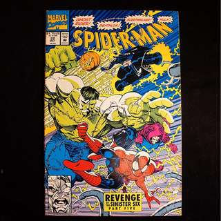 SPIDER-MAN #22 (1992 Marvel) Erik Larsen