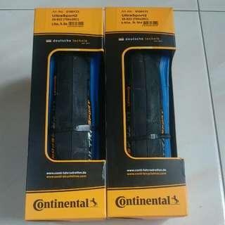 Continental Ultra Sport II