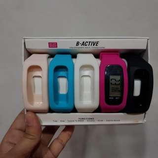 B-Active Fitness Tracker Watch
