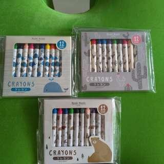 Moshi Moshi Crayon