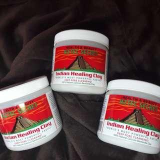 Aztec Secret Indian Healing Clay(TAKAL)