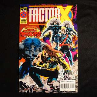 FACTOR X #1 (1995 Marvel)