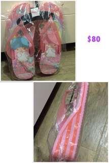 Twin Stars Sandals