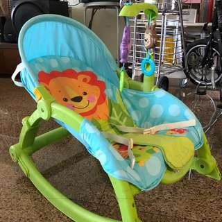 Fisher & Price rocker chair