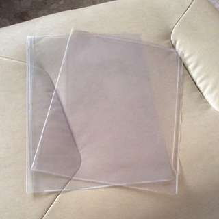 A4 Paper Protecter