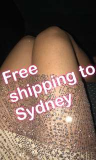 Free shipping to Sydney