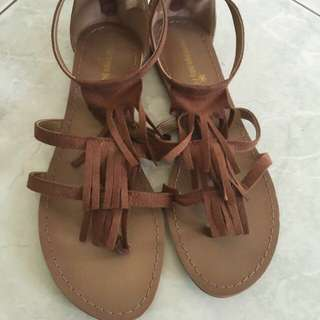 Payless-Brown sandals