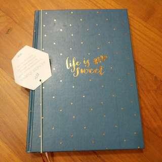 Kikki.k a5 journal