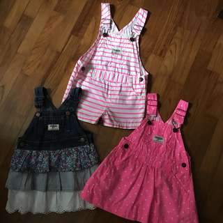Authentic EUC Osh Kosh Overall