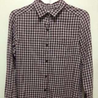 🚚 格紋法蘭絨襯衫