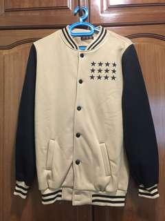 EXO Wolf Varsity Jacket