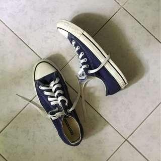 ✨ Converse classic blue ✨