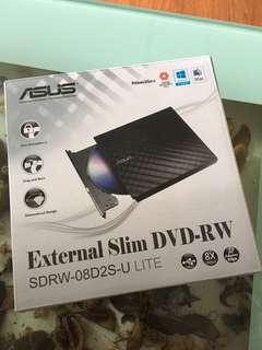 Asus External Slim DVD writer