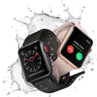 [New] Apple Watch Series 3 38mm/42mm Aluminium Case with Sport Band - 1 Year Apple Malaysia Warranty