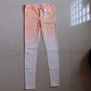 vero moda two tone jeans