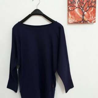 Dark Blue blouse