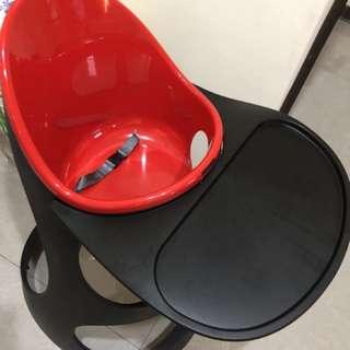 兒童限量版餐椅