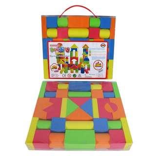 早教软体积木 Soft Block Toys