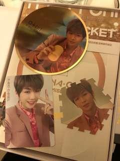 Wanna One 2nd Mini albume Kang Daniel 姜丹尼爾 Day ver