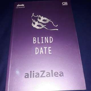 "Preloved ""Blind Date"" by aliaZalea [DEWASA]"