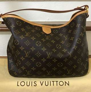 Price reduced and fixed! Louis Vuitton LV delightful PM monogram
