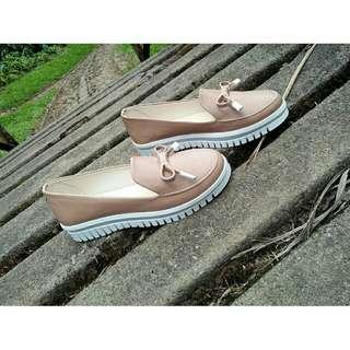 Slip on loafers livine -mocca
