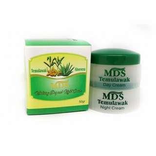 Cream Temulawak MDS aloevera