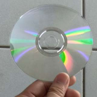 Used CD Disc for Decorations only