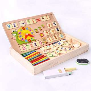 多功能数字运算学习盒