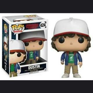 PO - Funko POP Stranger Things Dustin with Compass