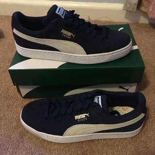 BRAND NEW Puma Suede Classic Sneakers
