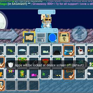 Growtopia Account (Just pm me if u wanna offer, i dont mind)