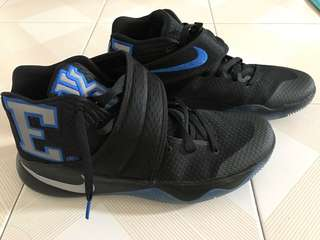 Rush for Sale DUKE Kyrie 2 (Blue Color)