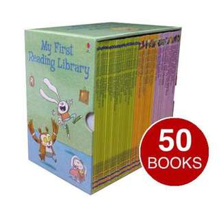 Usborne Collections 50 books