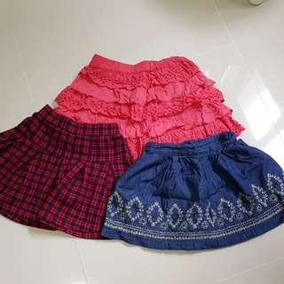 Girls Skirt from pumpkin patch