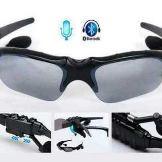 Sunglasses With Bluetooth Headset