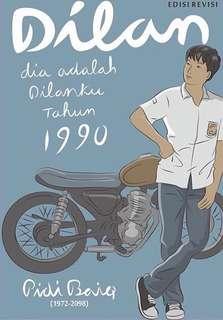 Ebook Dilan 1990