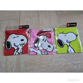 Snoopy Pouches