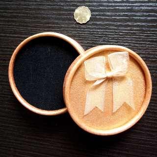 圓形飾物盒