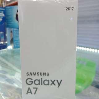Samsung A7 bisa kredit