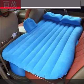 car air bed.