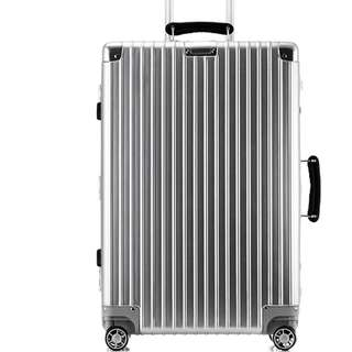Aluminium Alloy Scratch Resistant Luggage Vintage Series, Rimowa inspired design and function