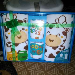 Kiddy handuk set