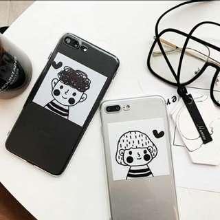 (PO) Iphone cute couple case