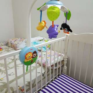 Cot mobile toy