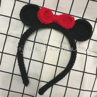 Minnie頭箍