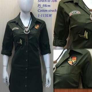 Dress army import