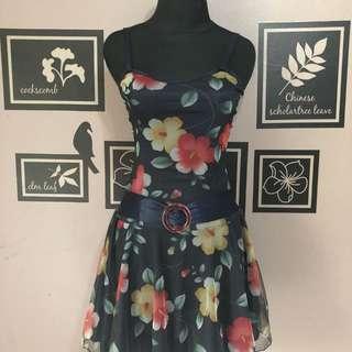 Bangkok floral Dress