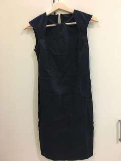 (Sales) Ezra Little Black Dress LBD