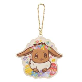 [PO] Pokemon Center Exclusive Pikachu & Eievui's Easter Eevee Pass Case